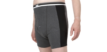 Male High Waisted Underwear